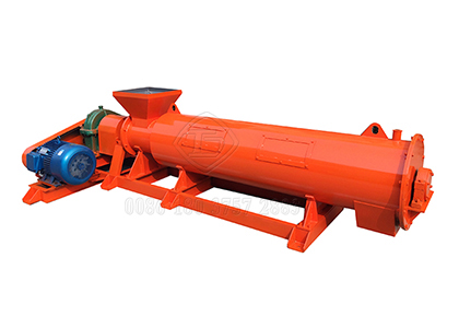 chicken manure granules dedicated granulation machine
